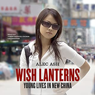 Wish Lanterns cover art