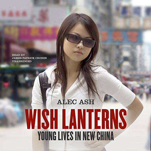 Wish Lanterns audiobook cover art