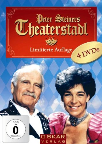 Peter Steiners Theaterstadl (4 DVDs) [Limited Edition]
