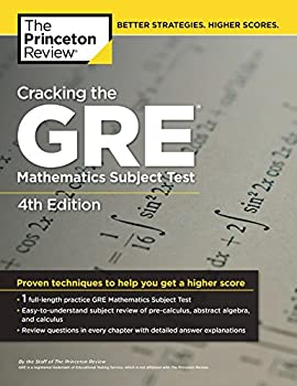 Best cracking the gre mathematics subject test Reviews