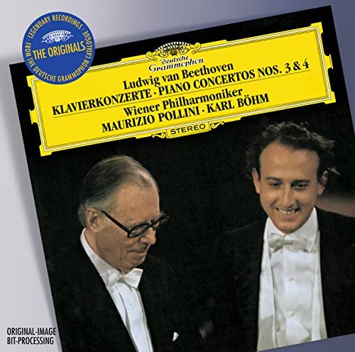 Maurizio Pollini, Wiener Philharmoniker, Karl Böhm & Ludwig van Beethoven