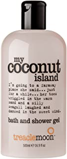 Treacle Moon Coconut Island Bath & Shower Gel 500ml