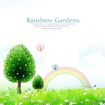 A Rainbow Garden