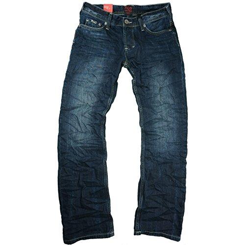 M.O.D Monopol Jeans Herren Thomas Danny Trinidad Joshua Thomas Hose Denim MOD (W29 / L32, Thomas Windsor)