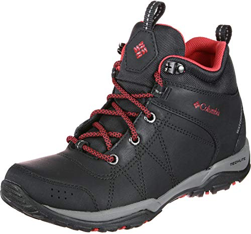Columbia Fire Venture Mid Waterproof W Chaussures Multi-Fonctions blk