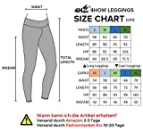 4How 2er Capri Leggings Sportswear - 7
