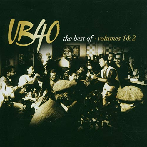 UB40 - The Best Of Volumes 1 & 2