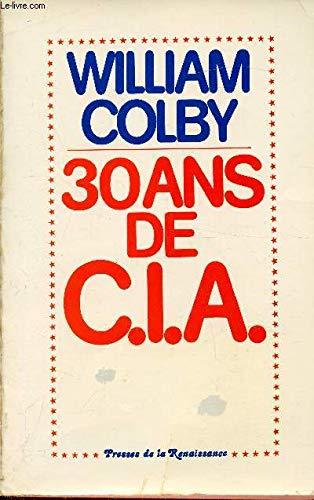 30 ans de CIA