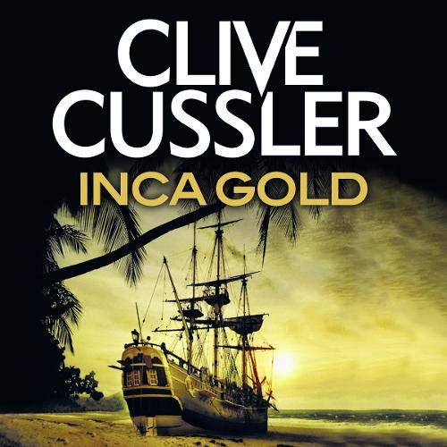 Inca Gold Audiobook By Clive Cussler cover art