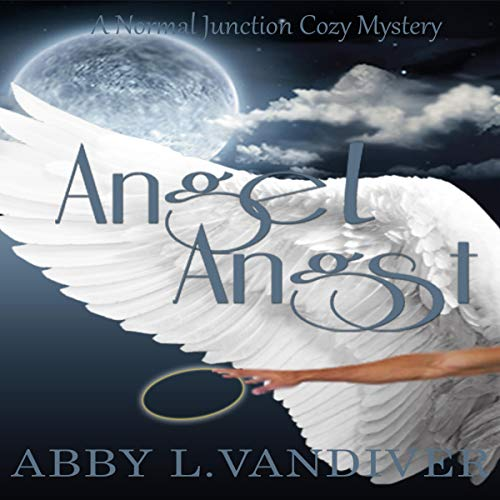 Angel Angst audiobook cover art