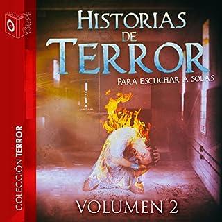 Historias de terror - II [Stories of Terror - II] audiobook cover art