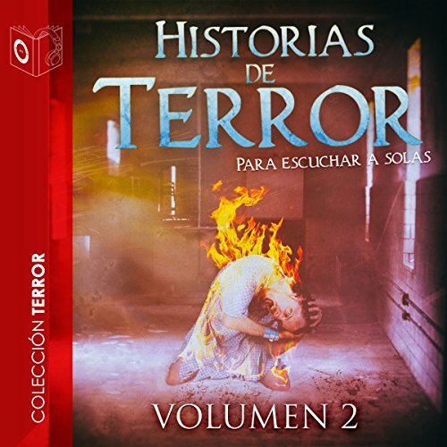 Historias de terror - II [Stories of Terror - II] audiobook cover art