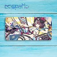 COSPATIO 大判マウスパッド Fate/Grand Order フェイト グランド オーダー FGO 葛飾北斎 シリアス 周辺機器 マウス マウスパッドキーボードパッド漫画 のキャラクター (800 * 400 * 3mm)