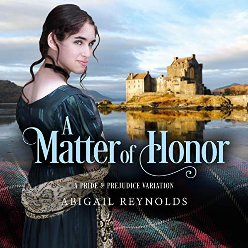 A Matter of Honor: A Pride & Prejudice Variation cover art