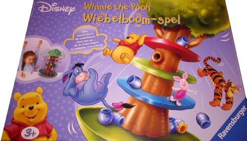 21835 - Ravensburger Spiel - Winnie The Pooh - Wi - Wa - Wackelbaum