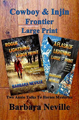 Cowboy & Injin Frontier Large Print (Spirit Animal Large Print Box Set Book 3) (English Edition)