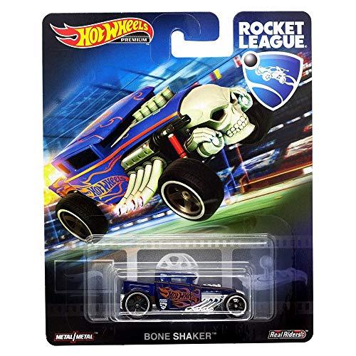 Hot Wheels Retro Entertainment Diecast Bone Shaker (Rocket League)