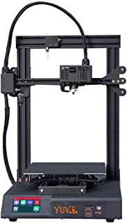 WOL 3D NEW YUVA 3D Printer 230 * 230 * 260mm with Resume Printing (DIY KIT)