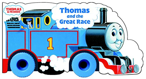 Price comparison product image Thomas and the Great Race (Thomas & Friends)