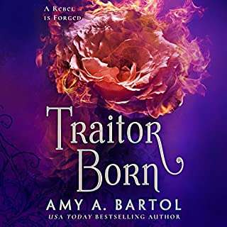 Traitor Born cover art