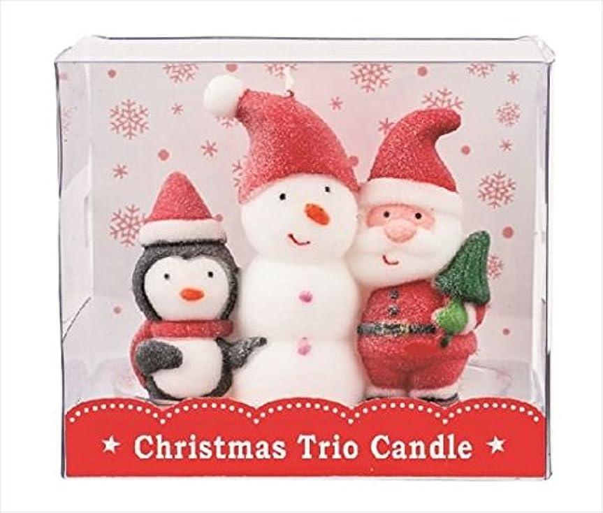 正確下に向けますバッテリーkameyama candle(カメヤマキャンドル) クリスマストリオキャンドル 「 スノーマン 」(A3220010)