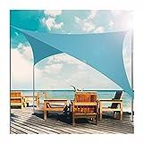 Lanbent Voile d'ombrage Impermeable Rectangulaire, 95% Anti UV Abri...