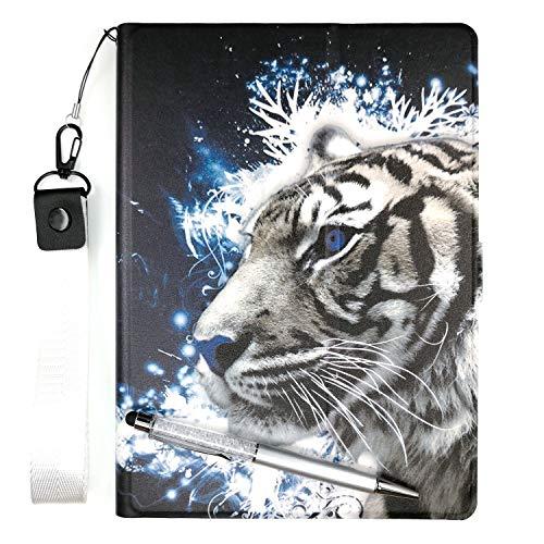 Lovewlb Tablet Funda para Mediacom Smartpad 10.1 S2 M-Mp1051s2 Funda Soporte Cuero Case Cover LH