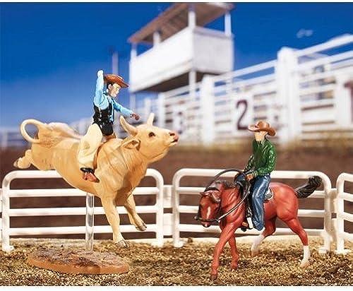 Breyer CollectiBulls Rodeo Playset by Breyer (English Manual)