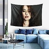 Anna Popplewell - Tapiz para decoración de pared para sala de estar, dormitorio, dormitorio, 152,4 x 101,6 cm