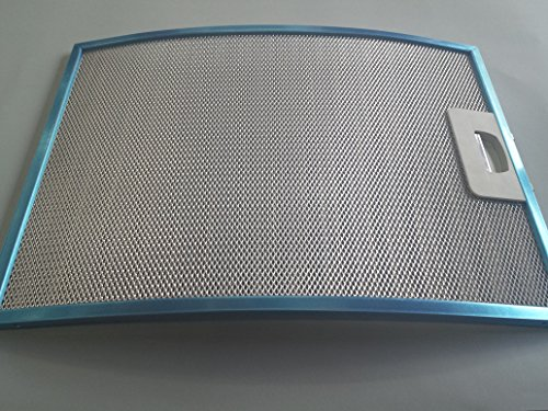 RECAMBIOS DREYMA Filtro Campana Extractor TEKA C610 C620 Curvado 37X28 C.O. 61865020
