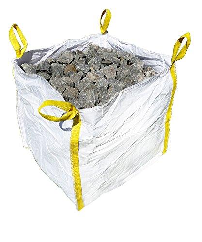 Desabag 1.8015 Big Bag 60x60x60cm, UU, OG, 1000kg, Weiss