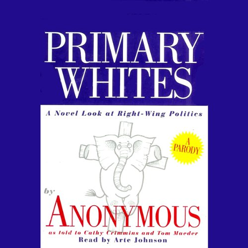 Primary Whites audiobook cover art