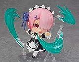AMrjzr Figura de Ram Nendoroid Figura-10CM-Figura de PVC...