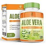 Earths Design Aloe Vera 6000Mg - Supplément De...