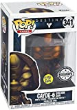 Pop Funko Destiny Cayde-6 with Golden Gun Exclusive Vinyl Figure