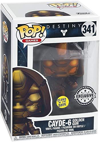 Pop! Destiny - Figura Cayde-6 with Golden Gun (Exclusive)
