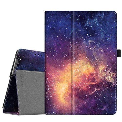 FINTIE Custodia per Huawei MediaPad M5 10.8 - Slim Fit Folio Cover Protettiva Case con Auto Sonno/Sveglia Funzione per Huawei MediaPad M5 10.8 / M5 10.8 PRO Tablet PC, Galaxy