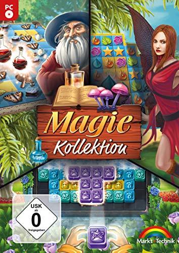 Magie Kollektion - Match 3 Gewinnt - 3 Spiele in einer Box für Windows 10 / 8.1 / 7 / Vista