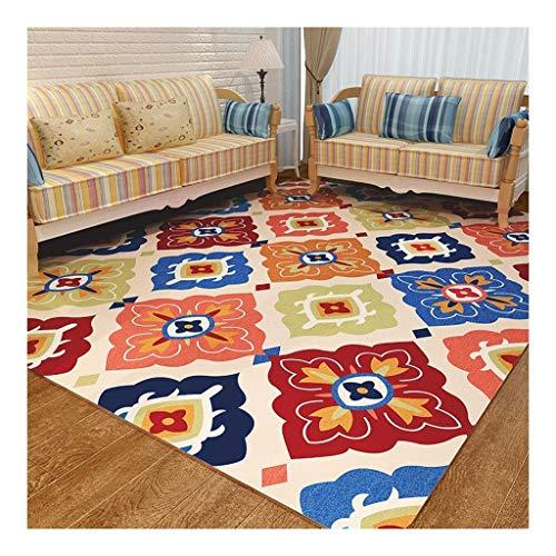 YULAN woonkamer tapijtvloer slaapkamer nachtdeken Nordic kamer kinderen Coffee Table Mat