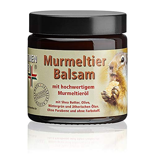CristinenMoor Murmeltier Balsam 110 ml