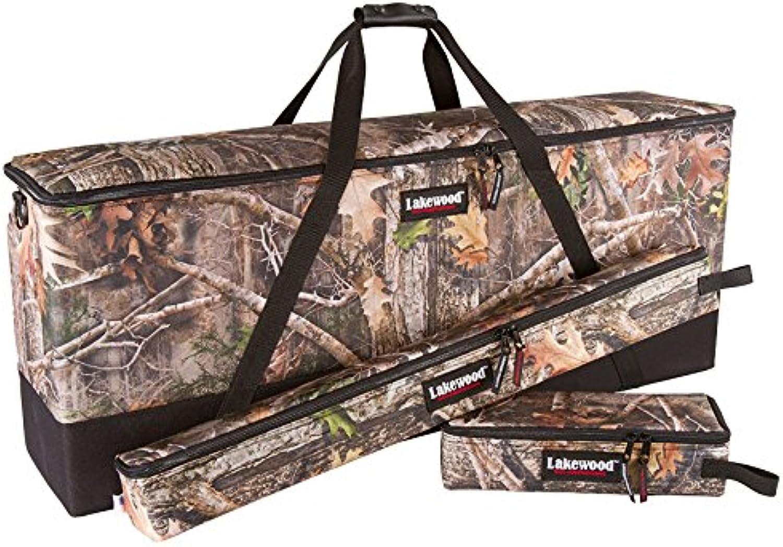 Lakewood Products 45  Bowfile Combo (W  C215 & C255) Camouflage, Large 41