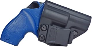 Tactical Scorpion Gear Concealed Inside Pants IWB Polymer Holster: Fits Taurus 85 and S&W 637 642 638 856 43 442 Revolvers