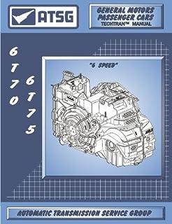 ATSG Manual de reparo de transmissão 6T70/75 (transmissão 6T70 - transmissão 6T75 - oficinas de reparo Economize agora em ...