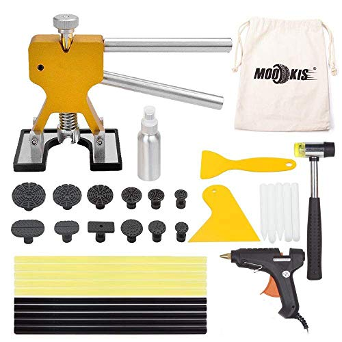 Mookis Car Body Dent Repair Tools, Paintless Dent Repair Kits with Glue...