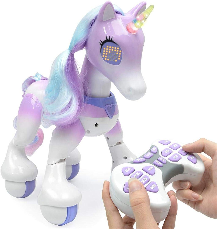 Neckip Elektrische intelligente pferd fernbedienung einhorn kinder neue roboter touch induktion elektronische haustier pädagogisches spielzeug B07KRZ4TYW  Schönes Design | Ausgezeichnet (in) Qualität