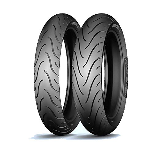 Michelin Reifen Pilot Street Fron 100/80-17 52S TL /TT PILSTR R Motorrad