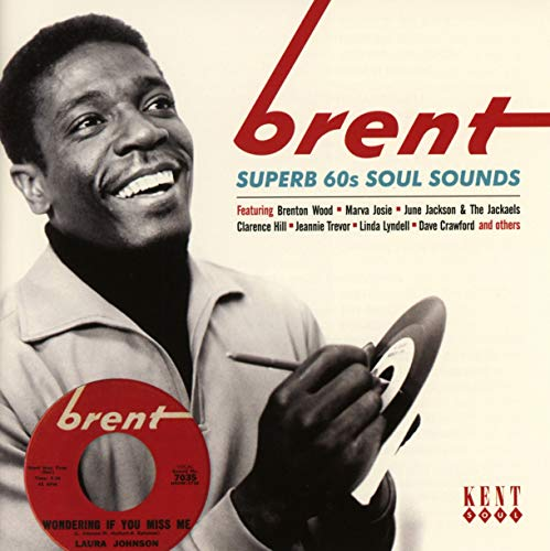 Price comparison product image Brent: Superb 60s Soul Sides / Various