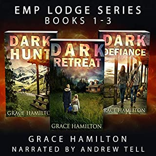 The EMP Lodge Series: Books 1 to 3 audiobook cover art