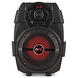 powerful QFXPBX-5 Rechargeable 6.5 inch