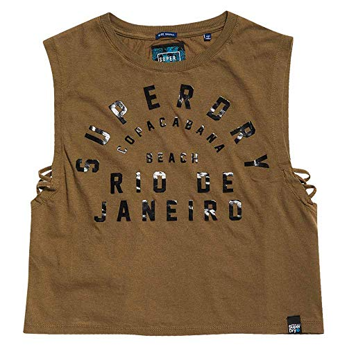 Superdry Congo Strappy Tank XS